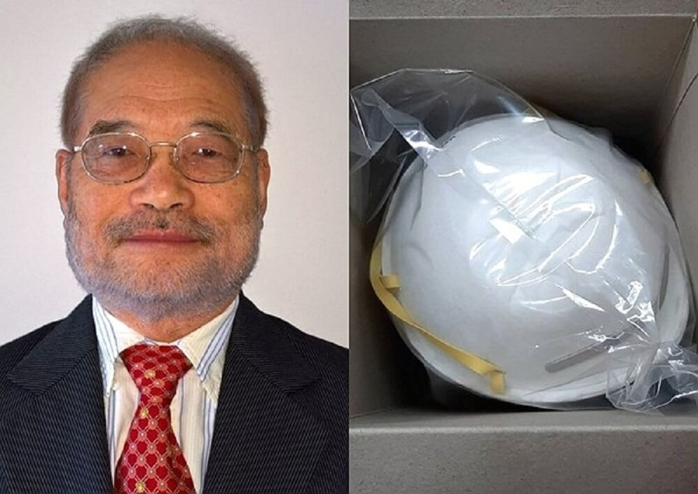 Peter Sai father of n95 mask