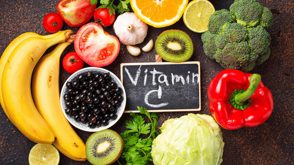 food containing vitamin c healthy eating