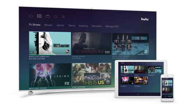 hulu with live tv IPhone IPAD Apple TV